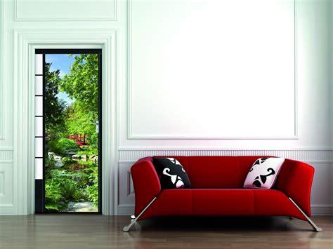 Prix D Une Porte Blindée 808 by Stickers Portes Trompe Loeil Stunning Papier Peint Trompe