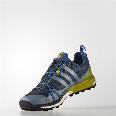 Adidas Terrek adidas terrex agravic tex trail running shoes aw17