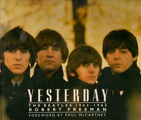 To Yesterday yesterday the beatles r s 13