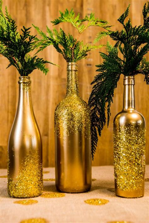 5 unique creative ways decorate home with old bottles