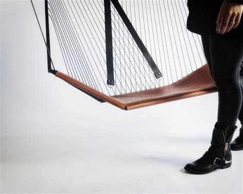 comfortable hanging chair comfortable and elegance hanging chair designed by les