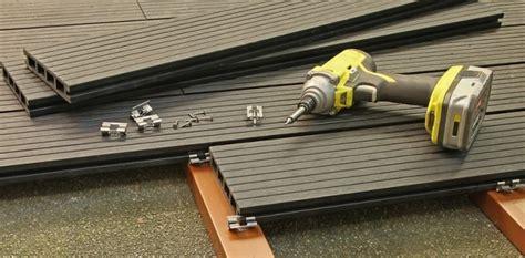 comment poser une terrasse en bois 4357 poser une terrasse en bois sur lambourdes entretenez et