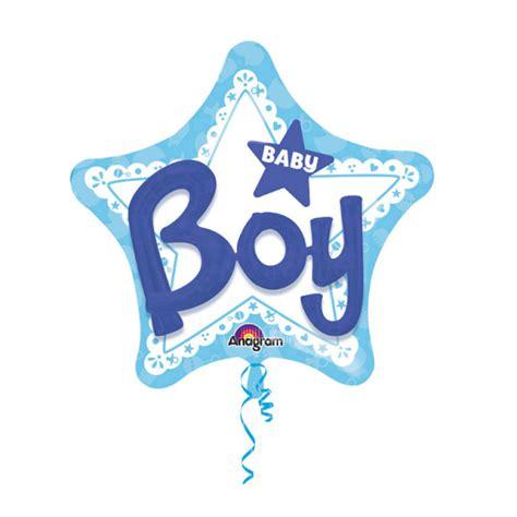 Balon Foil Baby Boy Baby multi balloon baby boy foil balloon p75 packaged 81 x 81