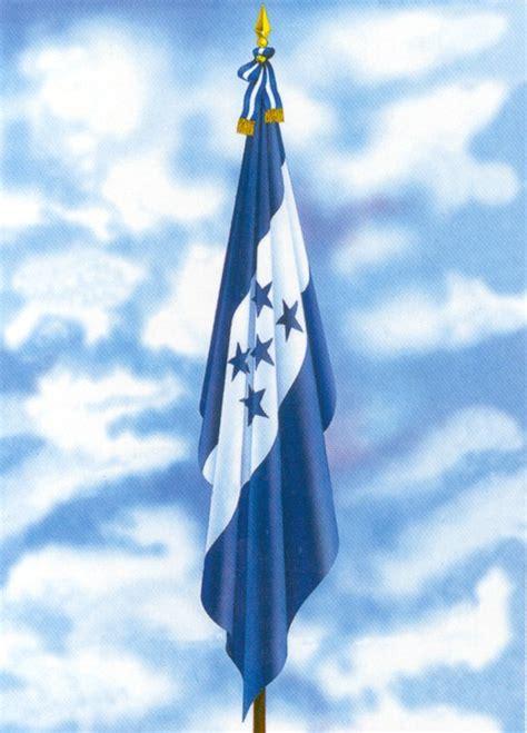bandera de honduras simbolos nacionales bandera nacional de honduras auto