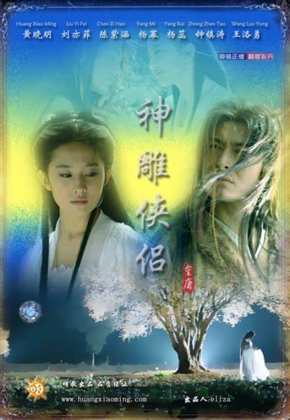 film seri return of the condor heroes نام چینی 神雕侠侣 shen diao xia lu