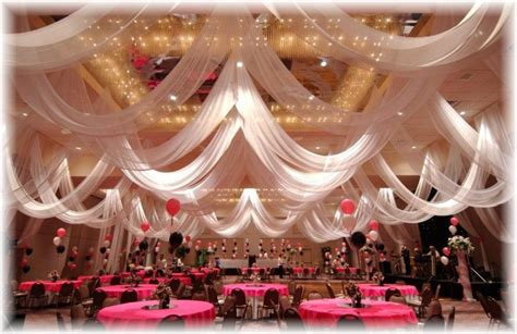 Home Decor Rental ceiling draping 24 wedding amp event planner party