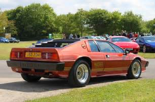 1980 Lotus Esprit Turbo Lotus Track Day 2013