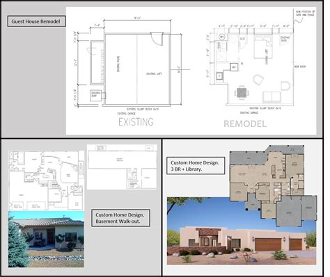 custom home design drafting design to build the designers eye