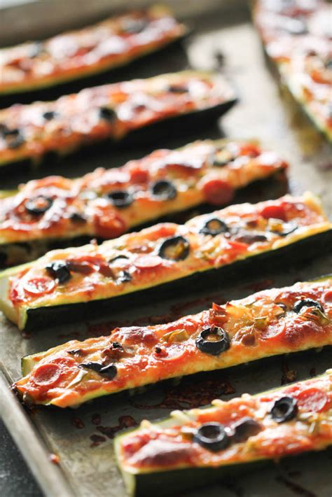 how to make stuffed zucchini boats baked pizza stuffed zucchini boats six sisters stuff