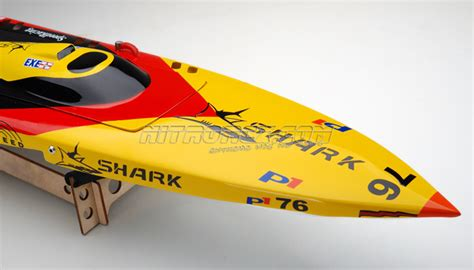 dragon boat racing kit exceed racing electric powered fiberglass shark 650ep boat kit