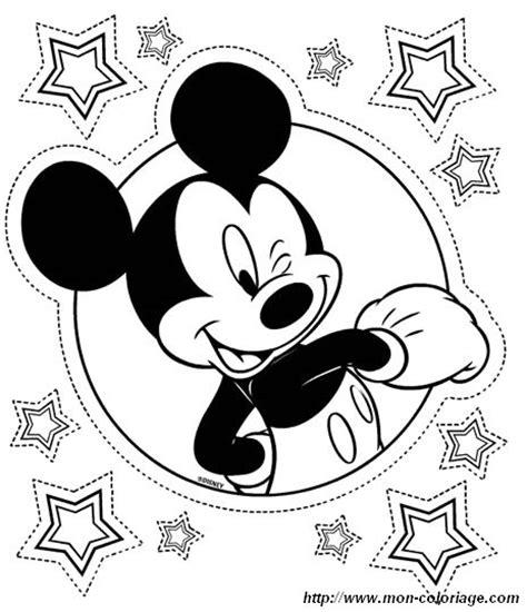 colorare topolino disegno mickeymouse