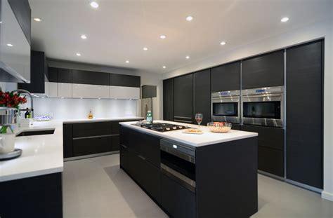 modern kitchen images Kitchen Modern with 2 tone high