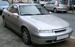 Opel Models List Opel Calibra History Of Model Photo Gallery And List Of