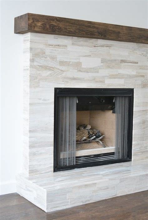 best 25 tiled fireplace ideas on white