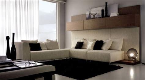contemporary furniture for small living room 25 salas de estilo moderno y minimalistas por tumidei