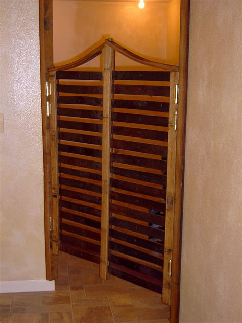 saloon doors winebarrelfurniture