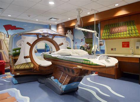 room scan children s cancer center rebrands chemotherapy superformula decks out hospital in
