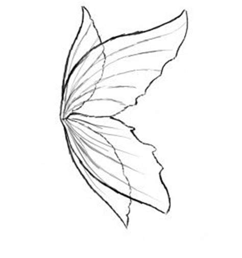 how to draw a fairy silhouette step by step fairies https www google com search q unicorn clip art wings