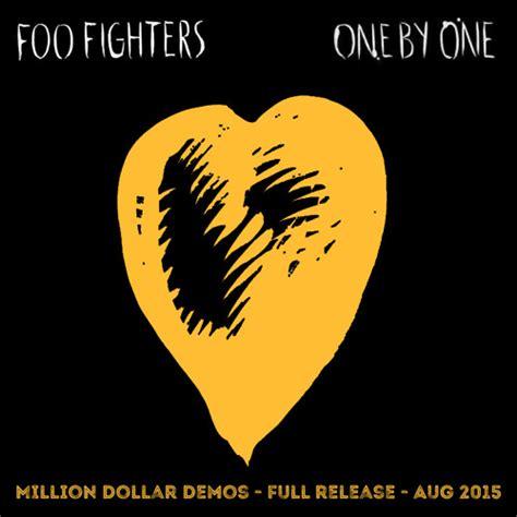 foo fighters fan club foo fighters all my life million dollar demos full