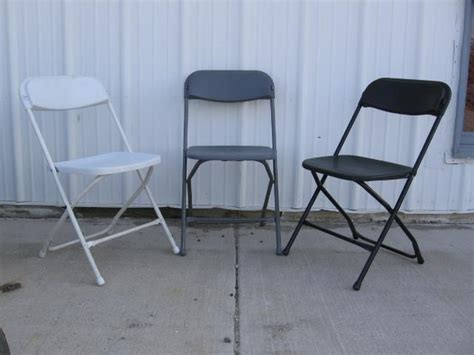 Chair Folding Grey Rentals Sterling Va Where To Rent