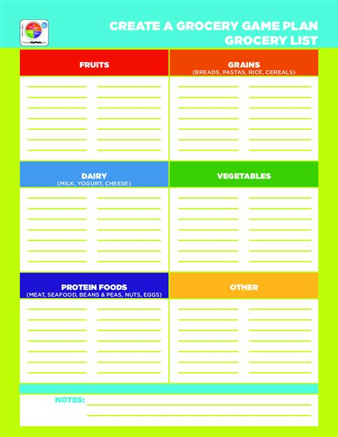 healthy grocery list edit fill sign online handypdf grocery list grocery game plan edit fill sign online