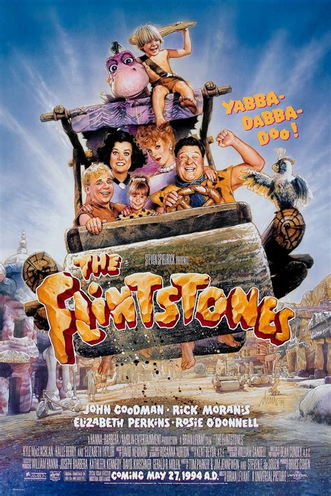 film 2017 cartoon the flintstones dvd release date