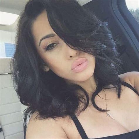 imagenes pelo negro largo las 25 mejores ideas sobre cabello negro mediano en