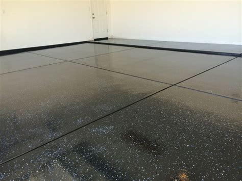 black flooring