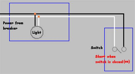 how to hook up a light switch electrical how to properly wire a ceiling light fixture