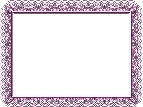 certificate border templates for word certificate borders template template update234