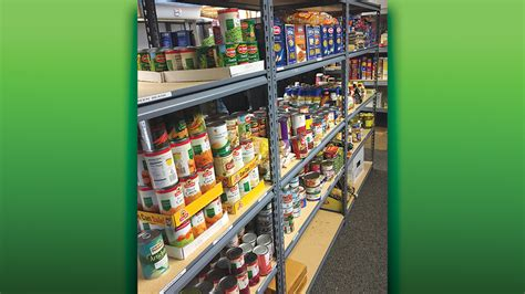 Kosher Food Pantry by A Passover Windfall The Standard