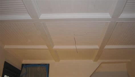basement ceiling panels beadboard options ceiling with removable sections
