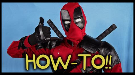 deadpool diy how to make a deadpool costume 171 adafruit industries makers hackers artists designers and