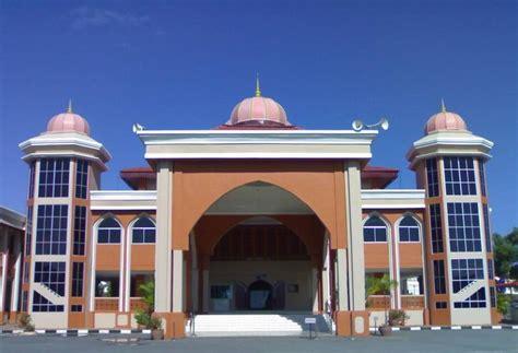 masjid design guidelines al muttaqin mosque a photo from kedah west trekearth