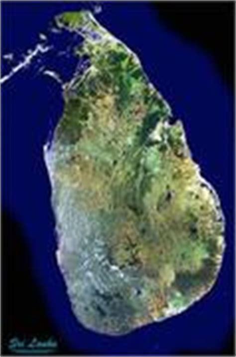 sri lanka satellite map sri lanka maps from omnimap the world s largest
