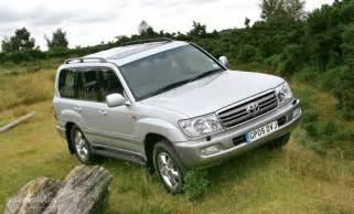 Land Cruiser Toyota Toyota Land Cruiser 100 Specs 2002 2003 2004 2005