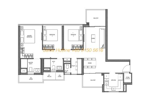 residence floor plan seaside residences singapore condo showflat 65 6100 1380