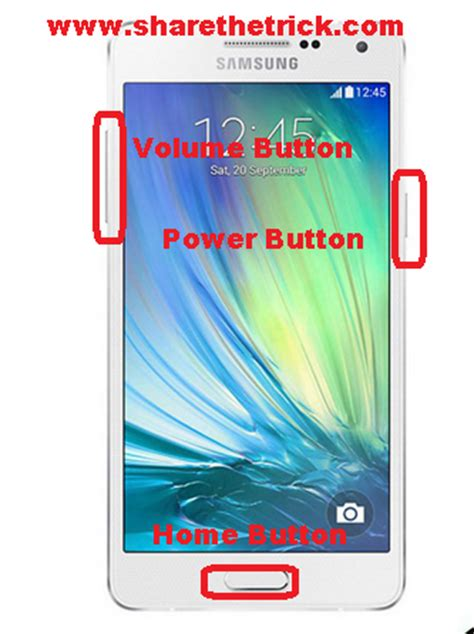 reset samsung a3 button how to hard reset samsung galaxy a5 any variant