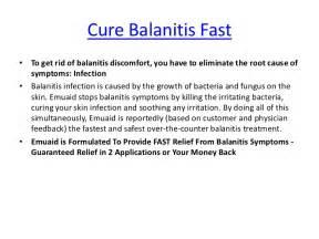balanitis cure home remedy balanitis