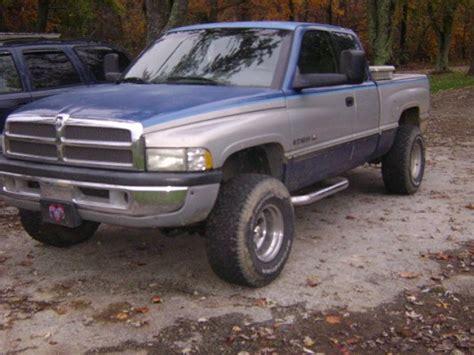 1996 dodge ram 1500 lifted 1996 dodge ram 1500 4 500 or best offer 100226562