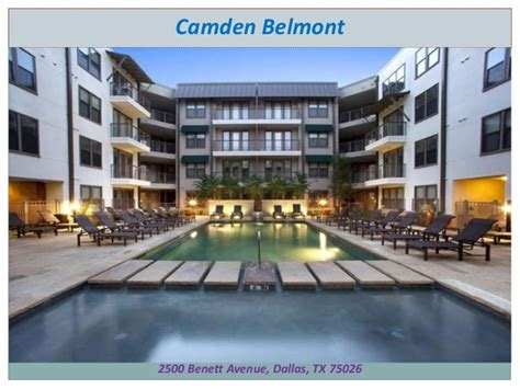 Uptown Dallas Apartment With Yard 5 Most Desirable Uptown Apartments In Dallas