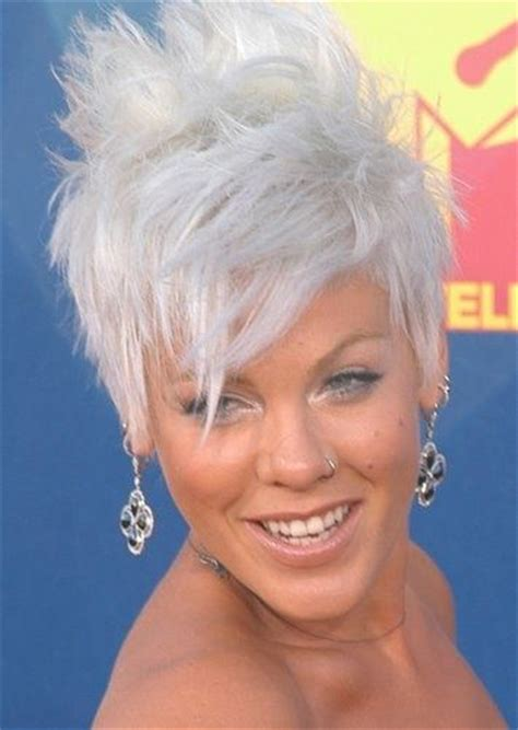 hairstyles grey hair funky 17 best images about silver white grey hair on pinterest