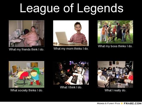 League Memes - image gallery league of legends memes