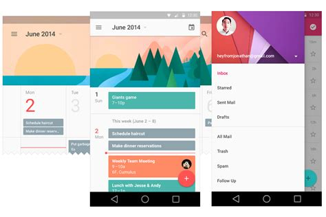 google design lollipop material design chrome mobile jazz blog