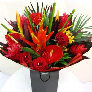 Wedding Gift Vase Exotic Love Flowers By Jemma Holmes Your Florist In
