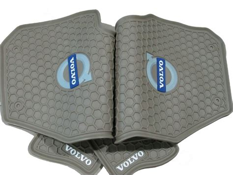 Volvo Mats buy wholesale volvo auto logo tailor made carpet car floor mats rubber 5pcs sets for