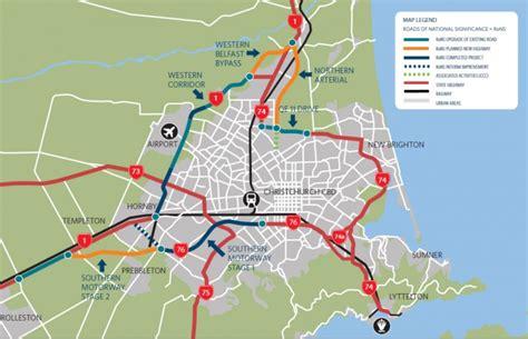 southern motorpany christchurch southern corridor nz transport agency