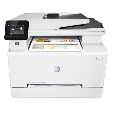 hp color laserjet all in one hp laserjet pro m281fdw all in one wireless color printer