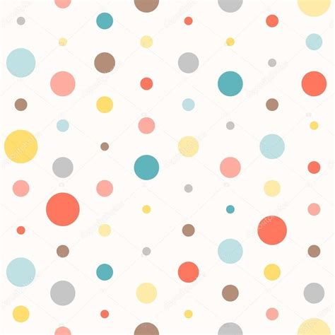 dot pattern en francais coloridos lunares con c 237 rculos de colores sobre fondo