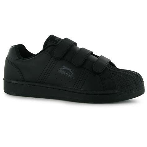 slazenger mens idol velcro straps trainers sports shoes ebay